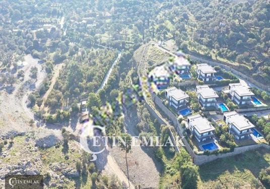 Bodrum Yalıkavak'ta 5700 m2 Muhteşem arazi - Manzara