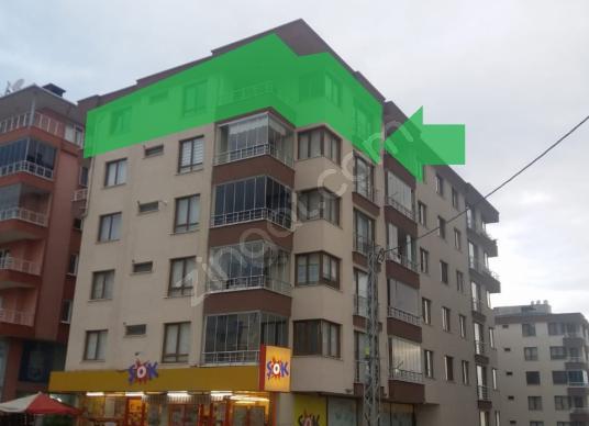 ARES GAYRİMENKUL BATI SİTESİ'NDE 3+1/150m2 DAİRE - Sokak Cadde Görünümü