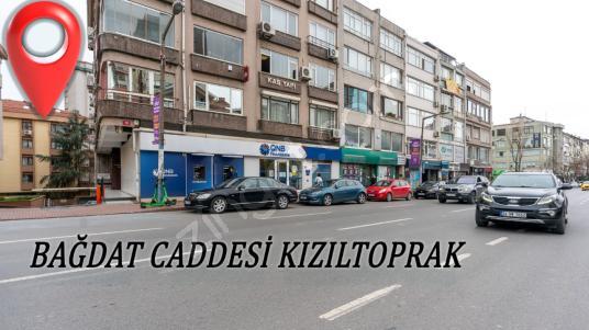 KALAMIŞ FENERBAHÇE HATTINDA BÜYÜK 2+1 BALKONLU SATILIK DAİRE - Sokak Cadde Görünümü