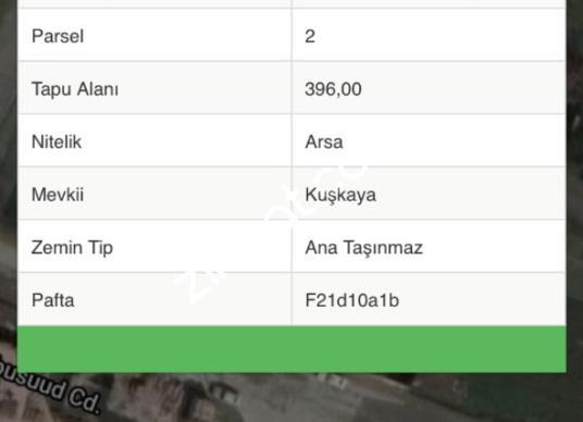 DİALOG TR İSTANBUL ARNAVUTKÖY'DE SATILIK ARSA - Kat Planı