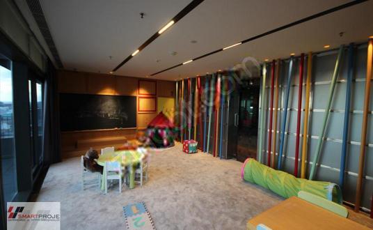 Torun Center Da Balkonlu Boğaz Manzaralı 1+1 Fırsat Daire - Salon