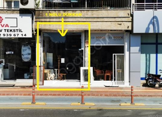 Bülent ATEŞCİ'den İstiklal Caddesinde 162 m2 Kiracılı Dükkan - Kapalı Otopark