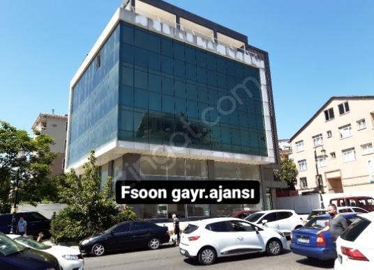 Maltepe Gülsuyu'da Satılık Komple Bina, iş merkezi - Açık Otopark