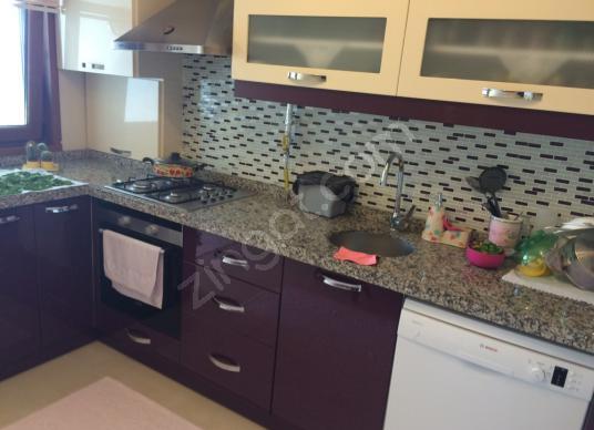 SAKİNLERDE ŞAHANE 4+1 230m DENİZDOĞA MANZARA DUBLEX DAİRE - Mutfak