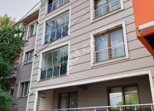 Uşak,Cumhuriyet,Atapark'a yakın esyali 1+1cam balkon ve bahçeli - Dış Cephe