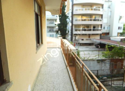 ALANYA MERKEZ ÇİMEN OTEL SOKAĞINDA KİRALIK 2+1 DAİRE - Balkon - Teras
