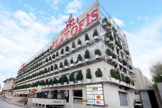 Eyüp Flatofis Haliç'te Kiralık 360 m² Ofis (Mülk Sahibiyiz) - Dış Cephe