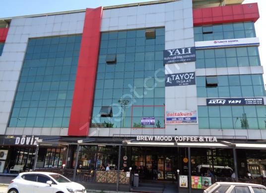 Gaziemir Atıfbey Mah.de Tabela Değeri Yüksek Satılık Ofis - Açık Otopark