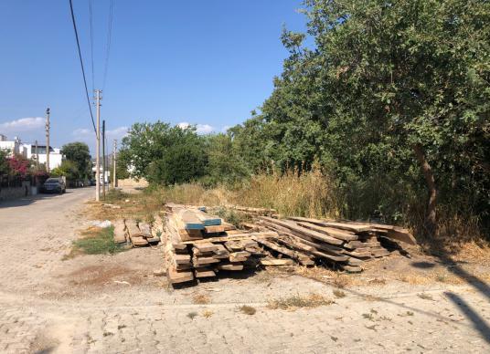 BODRUM TURGUTREİS BAHÇELİEVLERDE KİRALIK ARSA - Arsa