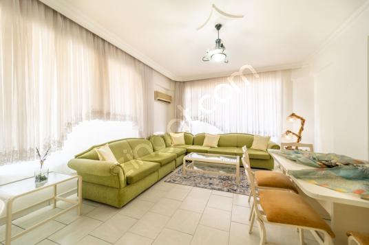 Antalya Konyaaltı'nda Sahile Yakın Merkezi Daire - Yatak Odası