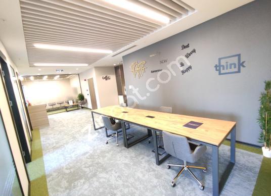 GÖZTEPE METROYA 100 MT BUSINESS İSTANBUL HERŞEY DAHİL SANAL OFİS - Spor Salonu
