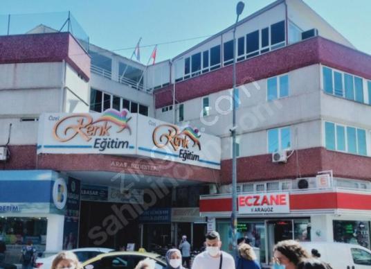 Antalya Muratpaşa Haşimişcan da Devren Kiralık Bedesten içi Cafe - Sokak Cadde Görünümü