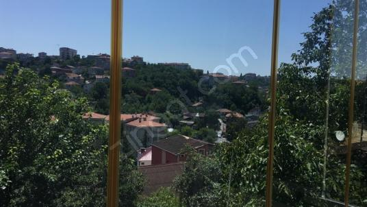 Beykoz Çubuklu'da nezih bir sitede Kiralık Daire - Manzara
