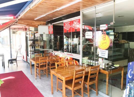 Merter'de Devren Kiralık Merkezi Konumda Döner Restoranı - undefined