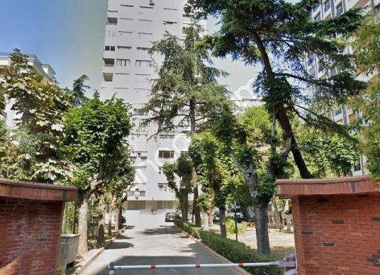Çiftehavuzlarda Bağdat Caddesine Yakın 3+1 Mimari Dekorlu Daire - Site İçi Görünüm