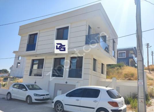 Urla Kalabak Mahallesi Ted Koleji Yakını Satılık Villa - Dış Cephe