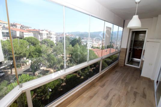 Basın Sitesinde Otoparklı Asansörlü Bakımlı 4+1 Kiralık Daire - Balkon - Teras