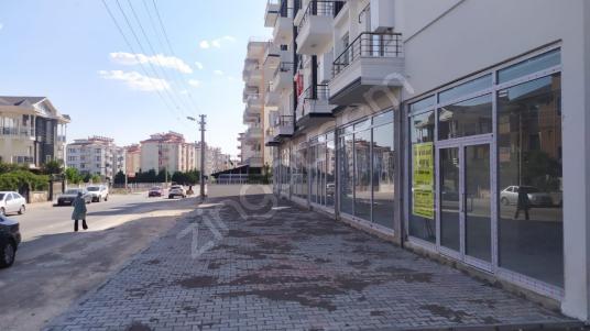 İNAN EMLAK'TAN ALTINŞEHİRDE 227m2 DÜKKAN+150m2 BODRUMLU DÜKKAN - Sokak Cadde Görünümü