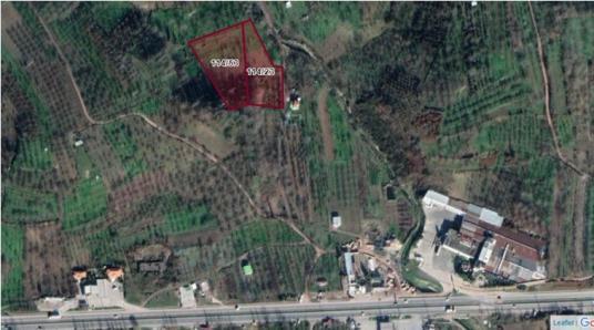 Eşme'de Satılık Yatırımlık Fırsat Tarla - Manzara