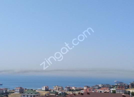 Beylikdüzü Sahil'de Kiralık Panoramik Deniz Manzaralı Dublex - Manzara