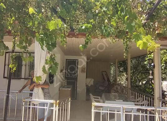 Bozbük Mahallesinde Satılık Bitişik Nizam Villa - Bahçe
