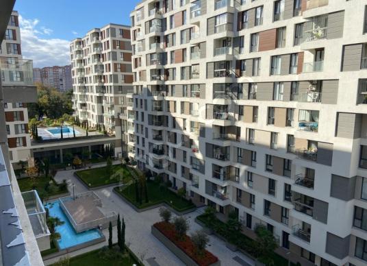 BEYLİKDÜZÜ westside 2+1flat for rentشقة للايجار - Site İçi Görünüm