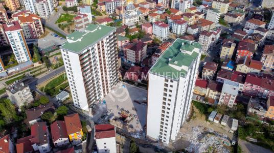 KUSVA İNŞAAT KARTAL AHENK'TE KİRALIK 2+1 BALKONLU DAİRELER - Site İçi Görünüm