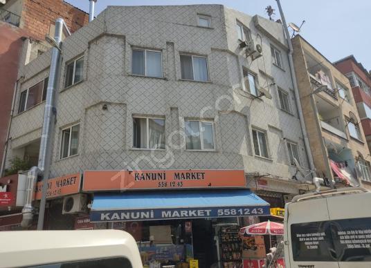 YEŞİLTEPE'DE CADDE ÜZERİ KOMPLE BİNA - Sokak Cadde Görünümü