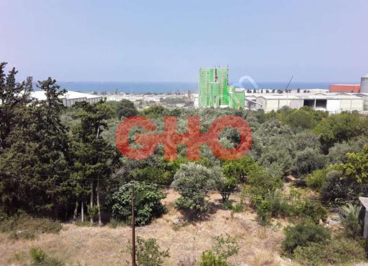 İskenderun 'da Satılık Ticari Depolama Alanı - Site İçi Görünüm