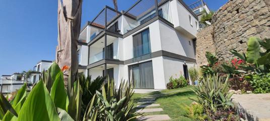 Bodrum Yalıkavak 'da Satılık Ultra Lüks Villa - Dış Cephe
