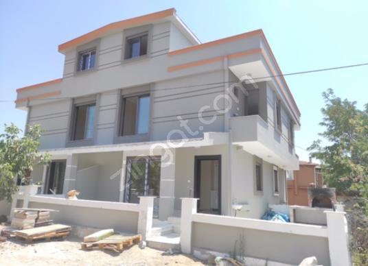 İzmir Seferihisar Doğanbeyde Satılık 3+1 Villa - Dış Cephe