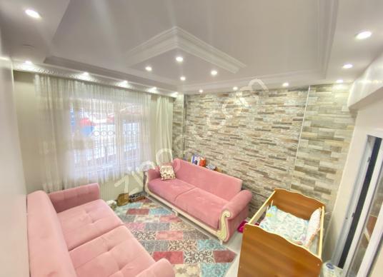 HOME'DEN UĞUR MUMCU MAH'DE SATILIK 2+1 80M² GİRİŞ KAT DAİRE - Yatak Odası
