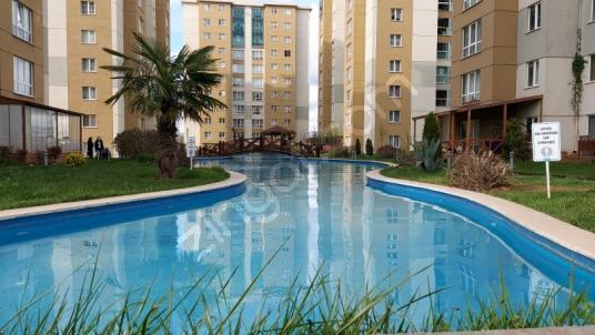 MAHAL SANCAKTEPE TEK YETKİLİ SATIŞ OFİSİNDEN KİRALIK 1+1 DAİRE - Yüzme Havuzu