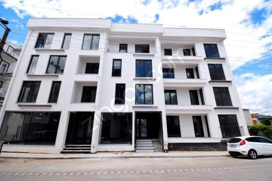 Kepez Cumhuriyet Mah. Meydanda Deniz Manzaralı 3+1 Çatı Dubleksi - Dış Cephe