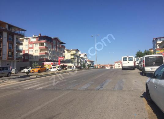 AHİMESUT BULVARINA CEPHELİ 250 M2 KULLANIM ALANINA SAHIP DÜKKAN - Sokak Cadde Görünümü