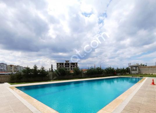 Samet YARIN'dan Çiğli Modern Evlerinde Satılık 2+1 Daire - Yüzme Havuzu