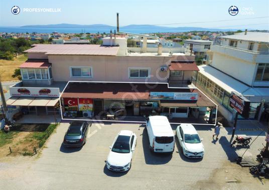 İzmir Karaburun Mordoğan Cadde Üzerinde Satılık Fırın - Açık Otopark