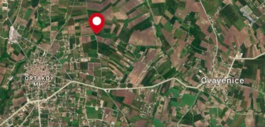 DENİZ EMLAK'TAN ÇATALCA OVAYENİCE'DE 375m2 YAPI KAYIT BELGELİ EV - Harita