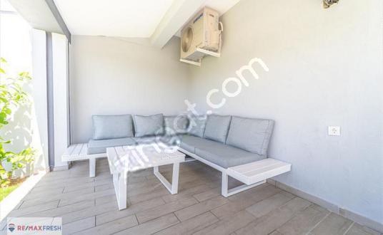 Şifne'de Havuzlu Eşyalı Fırsat Villa - Salon