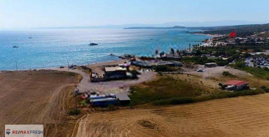 Seçkin Plajlara Yürüme Mesafesinde Deniz Manzaralı Arazi - Arsa