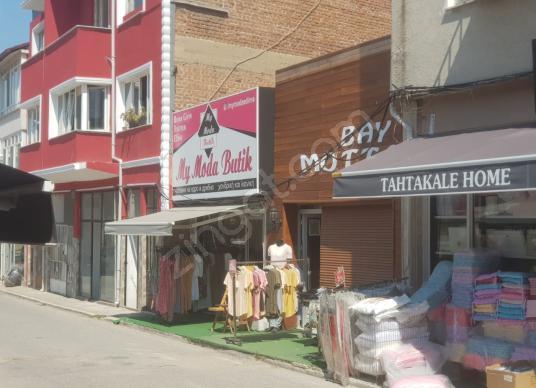 EDİRNE ÖZSOY EMLAK'DAN SARAÇLAR'DA 75 m2 İŞ YERİ - Sokak Cadde Görünümü
