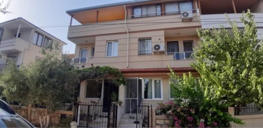 İzmir Seferihisar Doğanbey'de satılık 4 + 1 villa - Dış Cephe