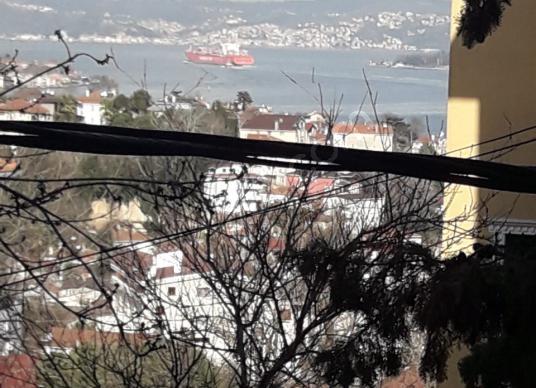 KOPUZ'DAN KAVACIK TA 2+1 ARAKAT DENİZ MANZARALI FERAH DAİRE - Manzara