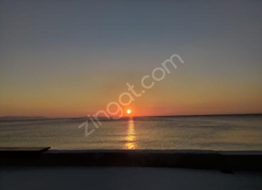 İzmir dikili ismetpaşa satılık denize uğur mumcu cad yakın arsa - Manzara