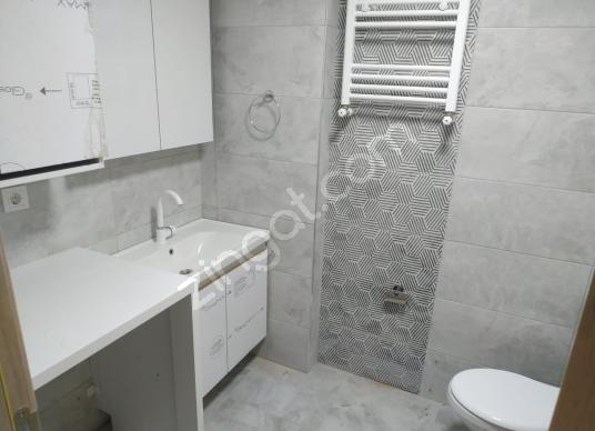 SIFIR ARA KAT GENİŞ 2+1 LÜKS DAİRE - Tuvalet