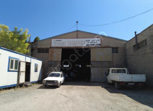 ANBARDA 425 MT2 KİRACILI İŞ YERİ - Açık Otopark