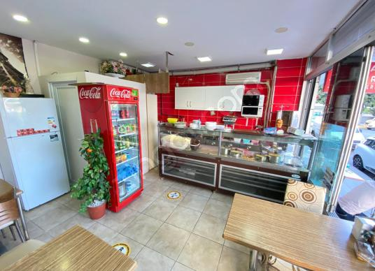 AVCILAR PELİCAN AVM YAN SOKAĞINDA DEVREN KİRALIK BÜFE-CAFE - undefined