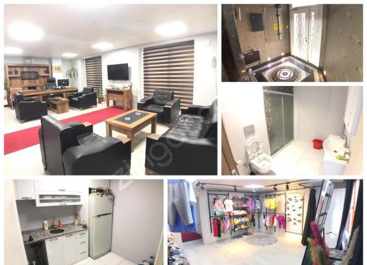 TAŞKÖPRÜ TRAMVAYINA YAKIN|95 m² 2+1|DEVREN KİRALIK HOME OFİS - Salon