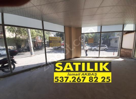 Bornova Mevlana Mah. SATILIK Dükkan Bacalı 45m2 - Balkon - Teras