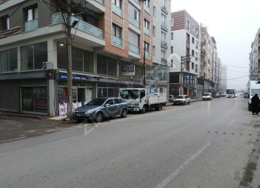 MANİSA YUNUSEMRE YENİ MH CADDE ÜZERİ KİRALIK DÜKKAN - Sokak Cadde Görünümü